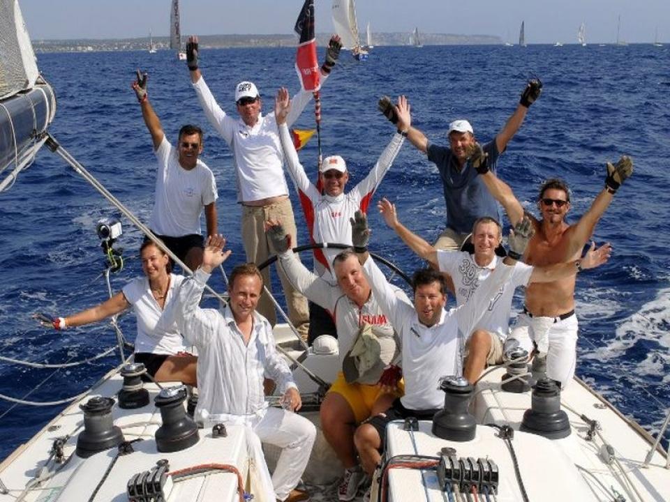 Team Sailing Liguria