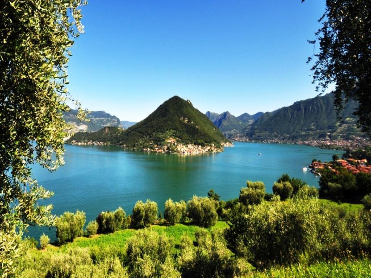 Vacanze barca vela Lago d'Iseo