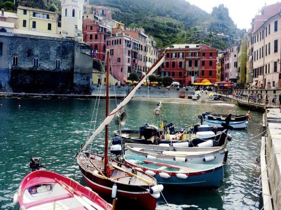 Escursioni in barca a Vernazza