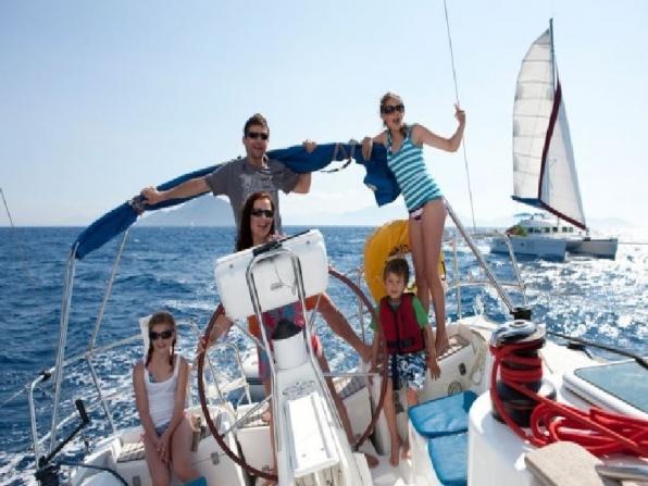 Gite scolastiche in barca Lago Iseo
