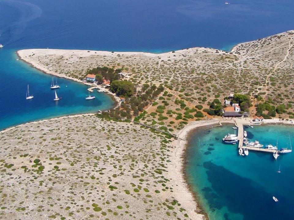 Noleggio barca a vela Croazia