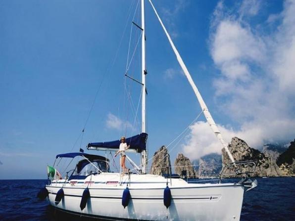 Tour privato in barca nel Golfo di Napoli