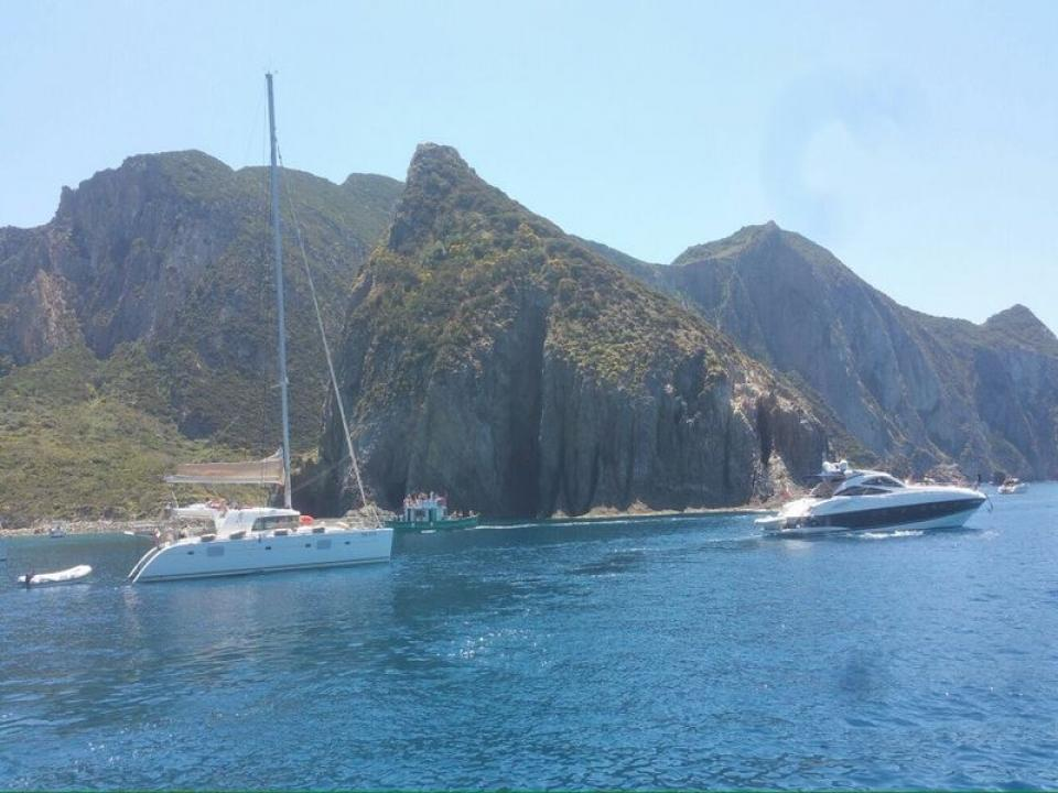 Cabin charter alle isole Pontine