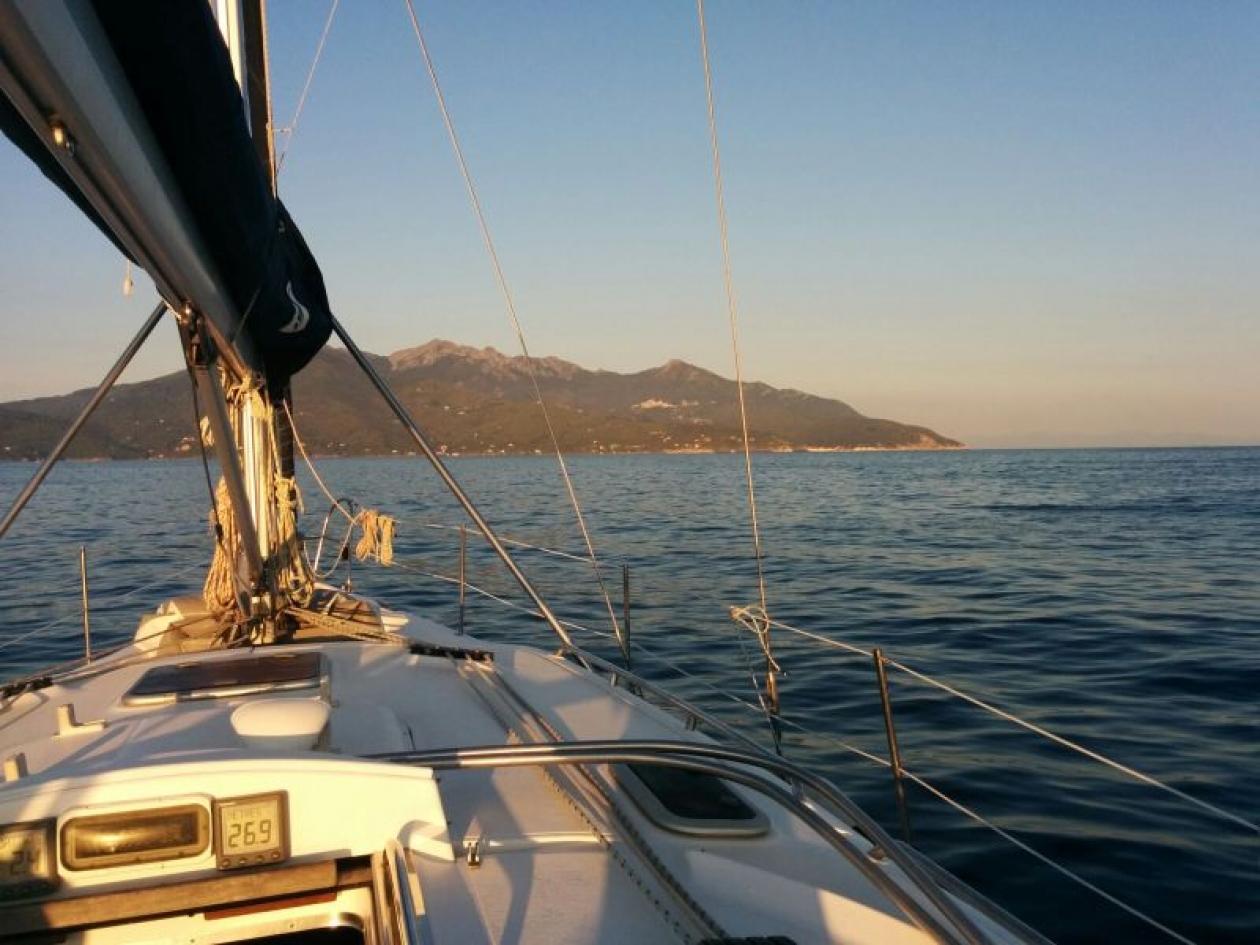 Vacanze 7 giorni in barca vela Golfo di Cagliari