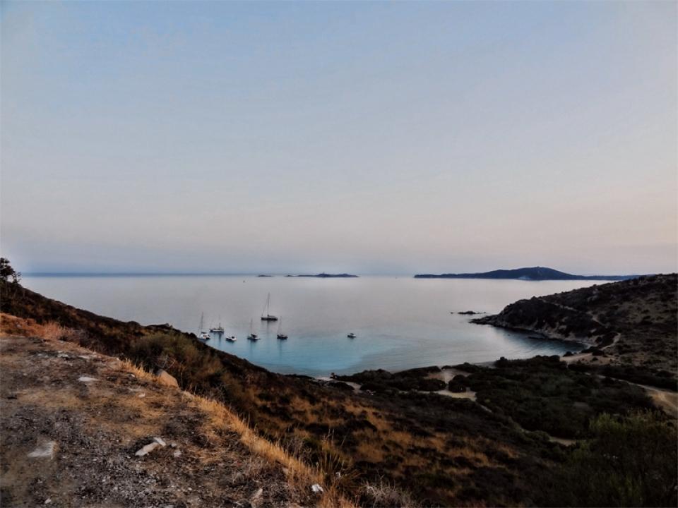 Week end barca a vela Golfo di Cagliari