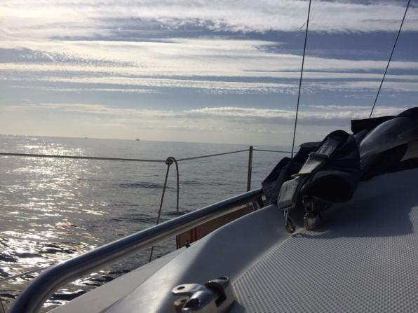 Team Sailing nel Golfo di Napoli