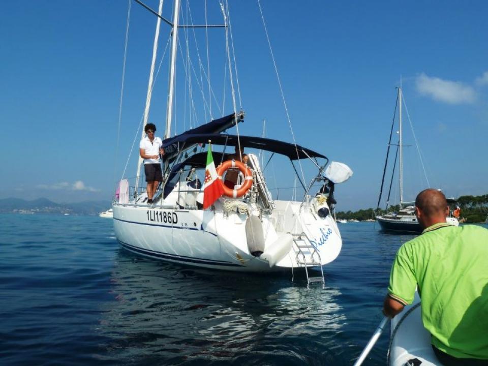 Vita a bordo di una barca a vela