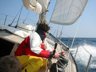 Crociera in Barca a Vela - Capodanno in Costa Azzurra