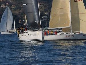 Incentive barca a vela nel Golfo di Napoli