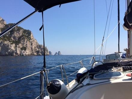 Crociera in barca a vela alle Pontine