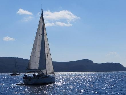 Noleggio barca a vela Liguria
