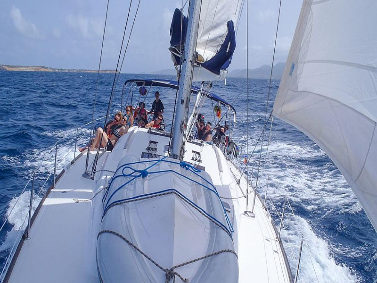 Attività didattiche barca a vela per scuole
