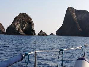 Day Cruiser in barca a vela nel Golfo di Napoli