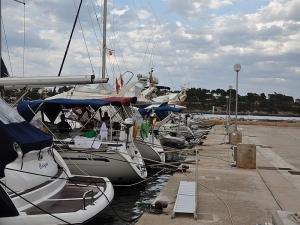 Gita in barca a vela Liguria con skipper