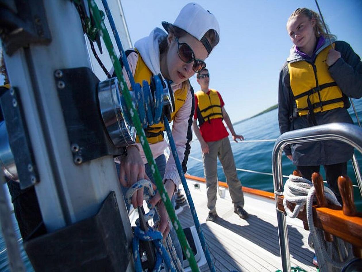Gite barca per scuole Roma