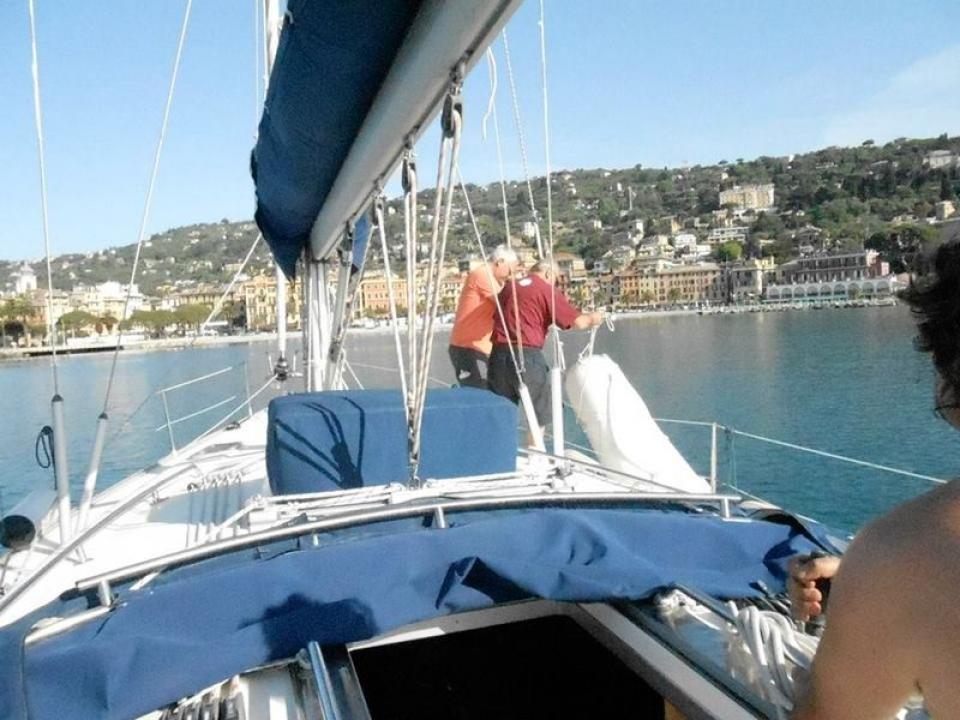 Tour organizzati in barca Portofino