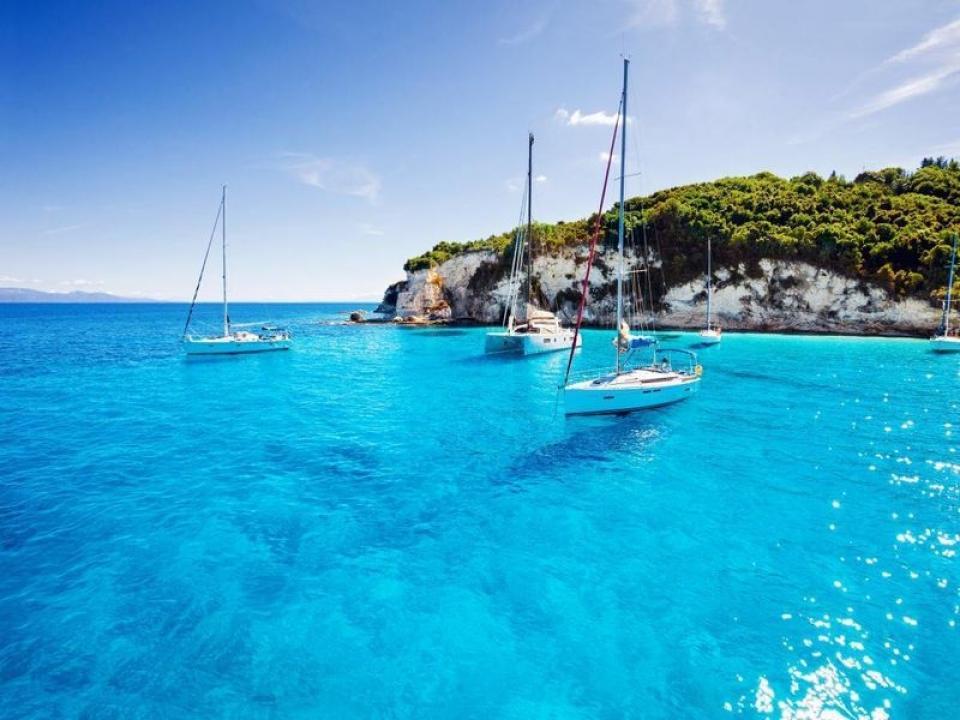 Turismo nautico a Portofino