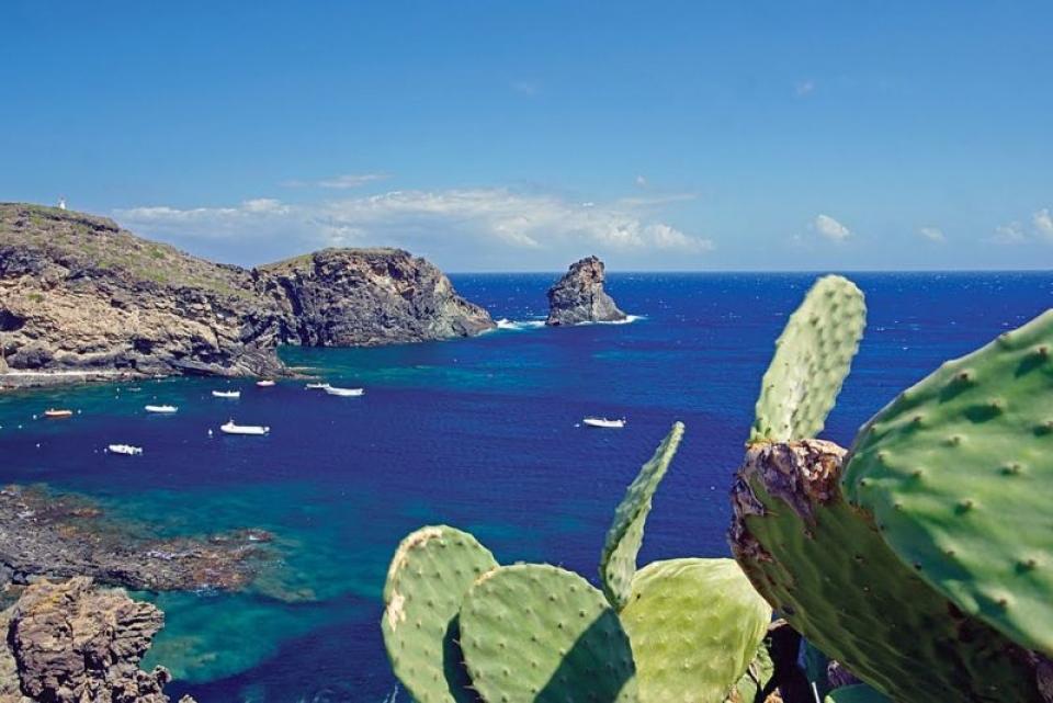 Pantelleria in barca a vela