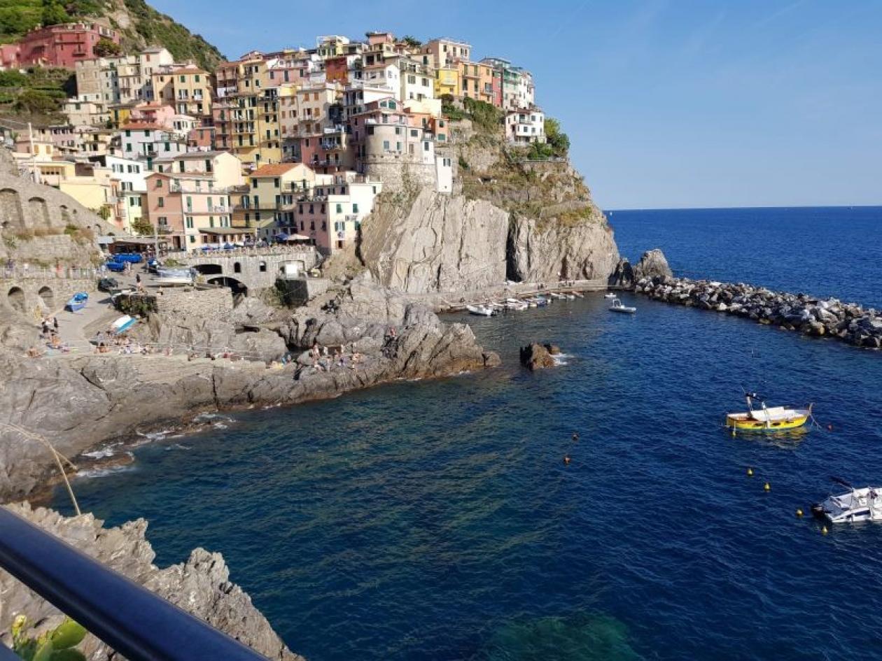Campi estivi in barca vela Genova