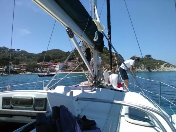 Vacanza di 7 giorni in barca vela Isola d'Elba e Capraia