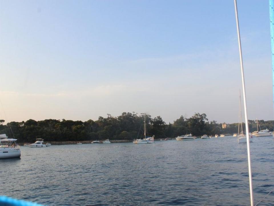 Escursione in barca Isola Gallinara