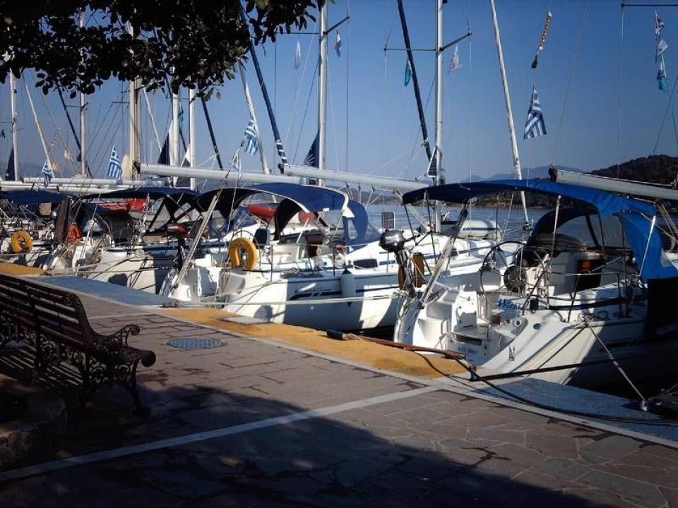 Organizzazione eventi nautici Grecia