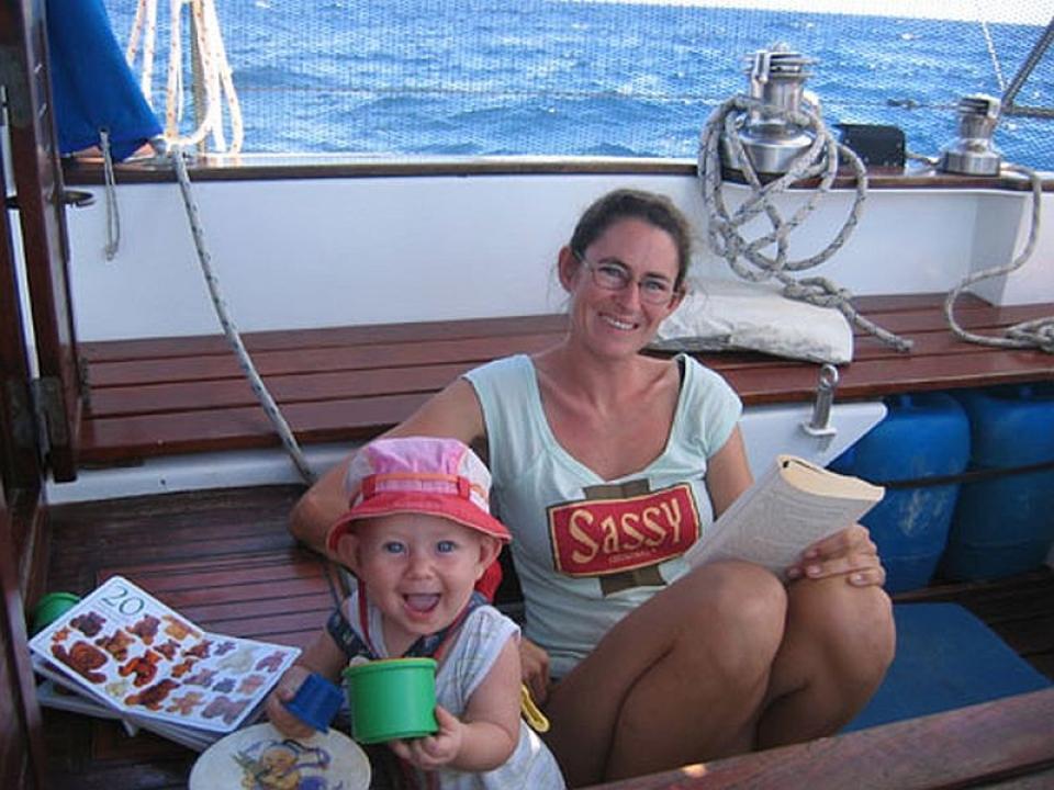 Info utili per la famiglia in barca a vela