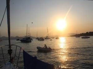 Tour privato in barca alle Cinque Terre