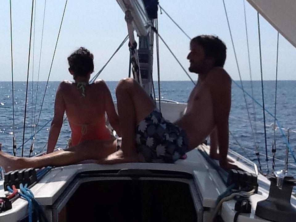 Mini vacanza alle 5 Terre in barca a vela