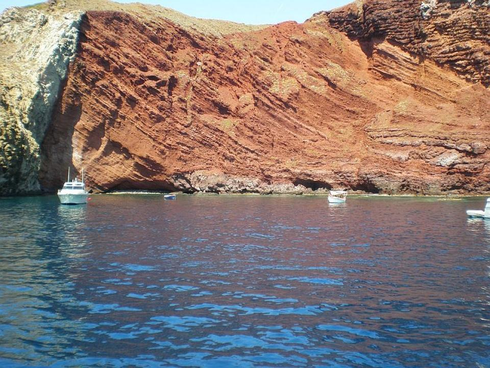 Minicrociera in barca a vela a Capraia