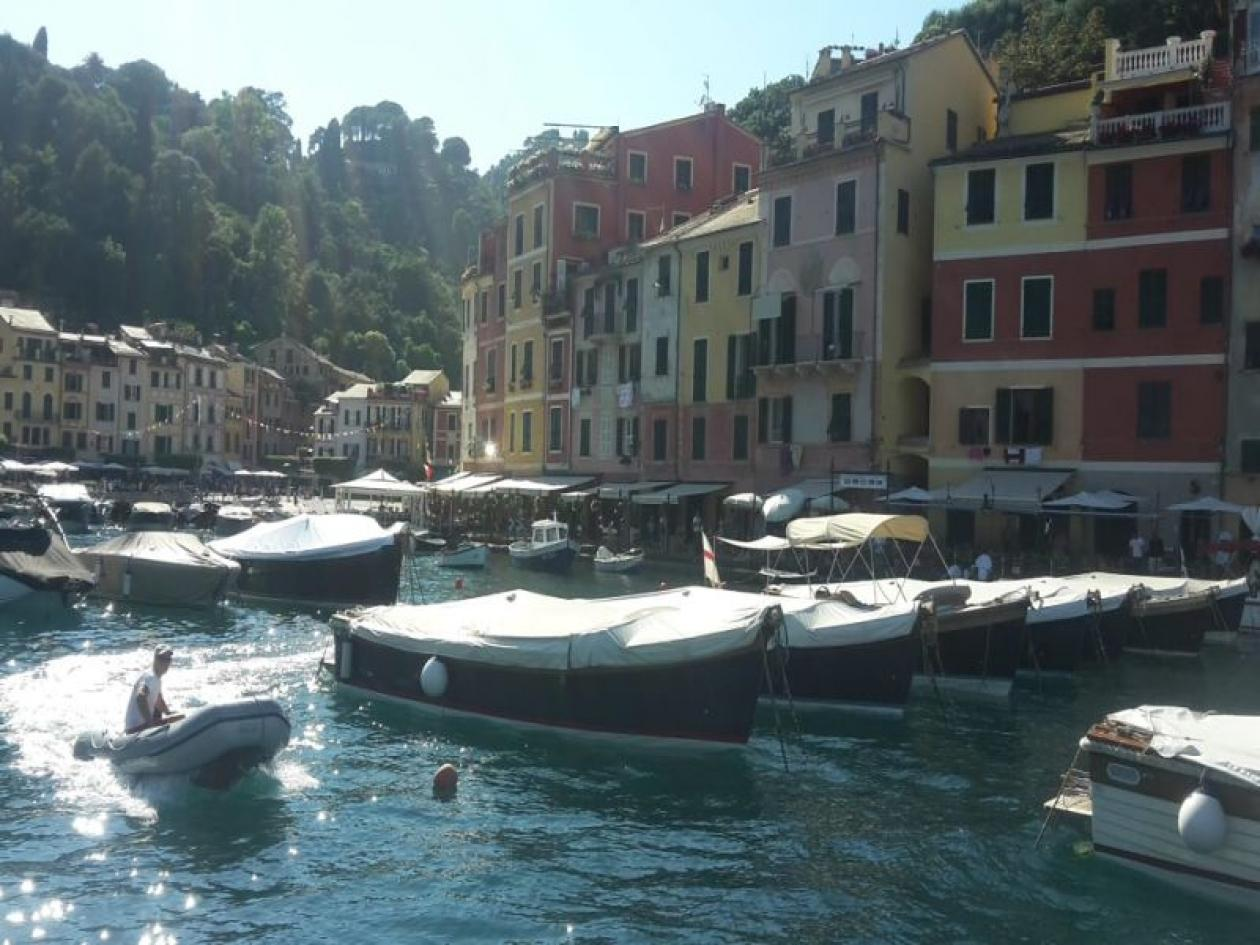 Campi estivi in barca vela Portofino
