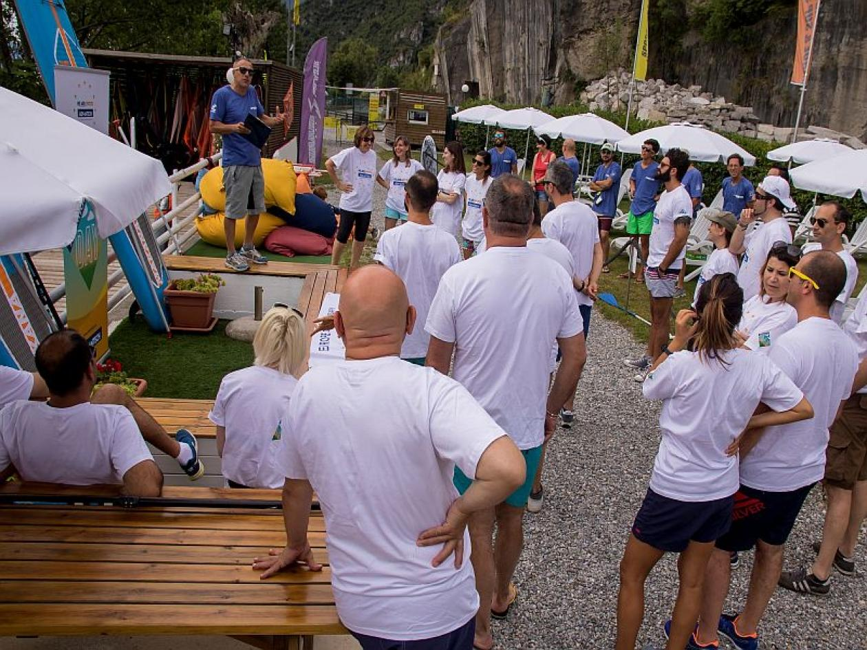 Team Building Lago di Iseo