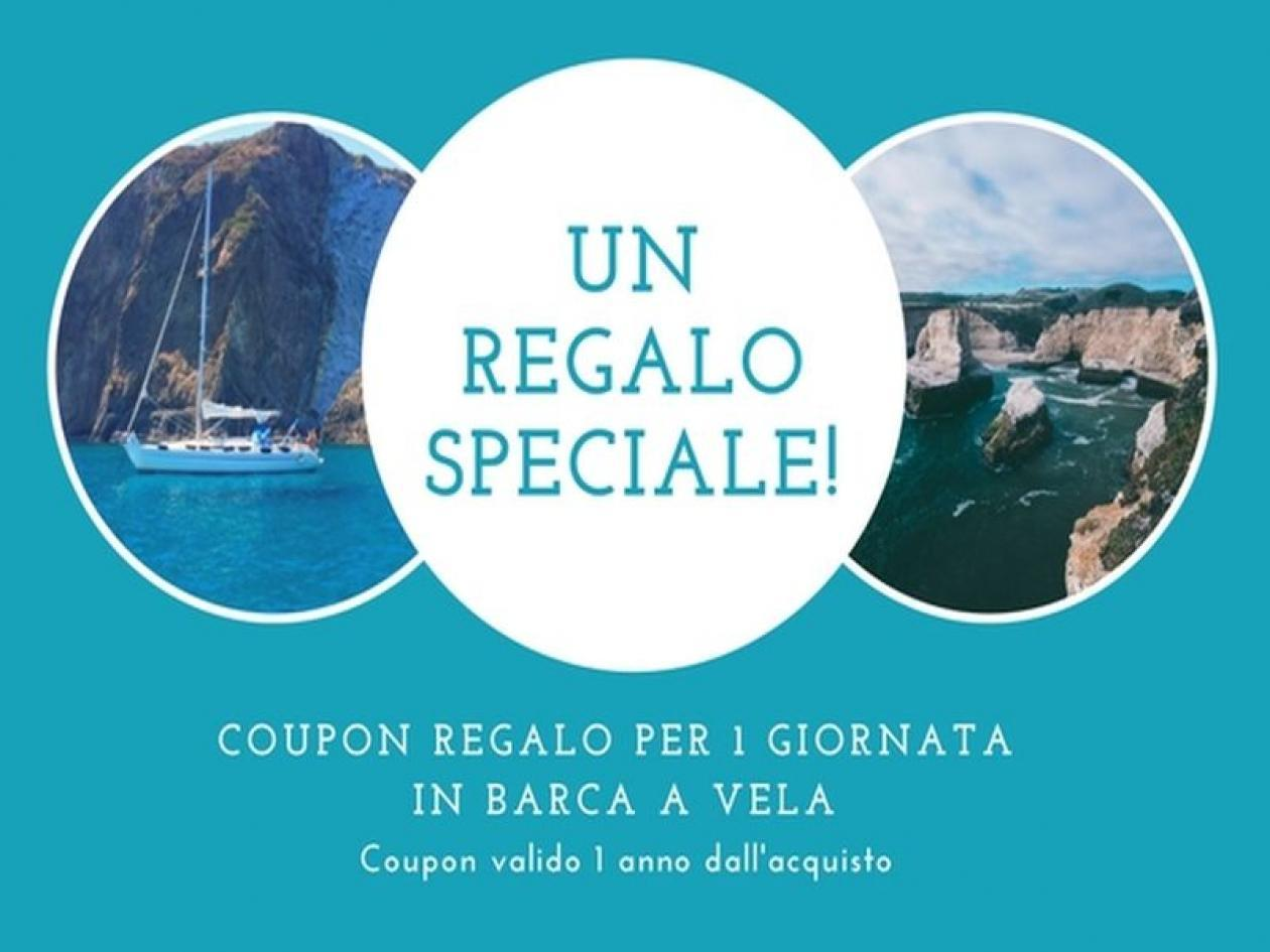 Coupon regalo giornata barca vela