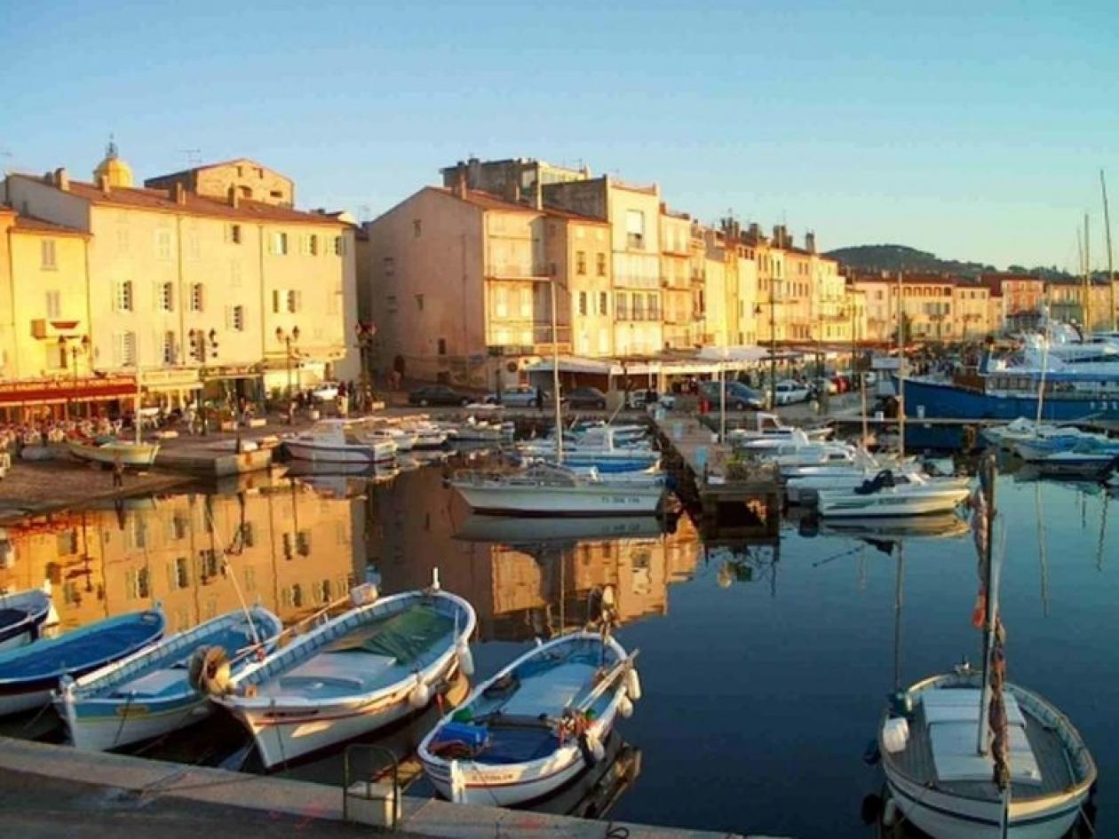 Ponte del 1° Maggio in barca vela a St.Tropez