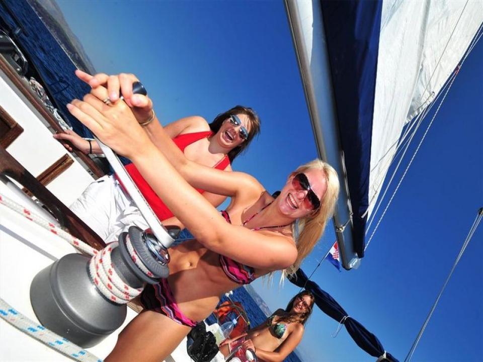 Vacanze imbarco individuale in Croazia