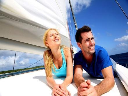 Giornata romantica in barca a Portofino