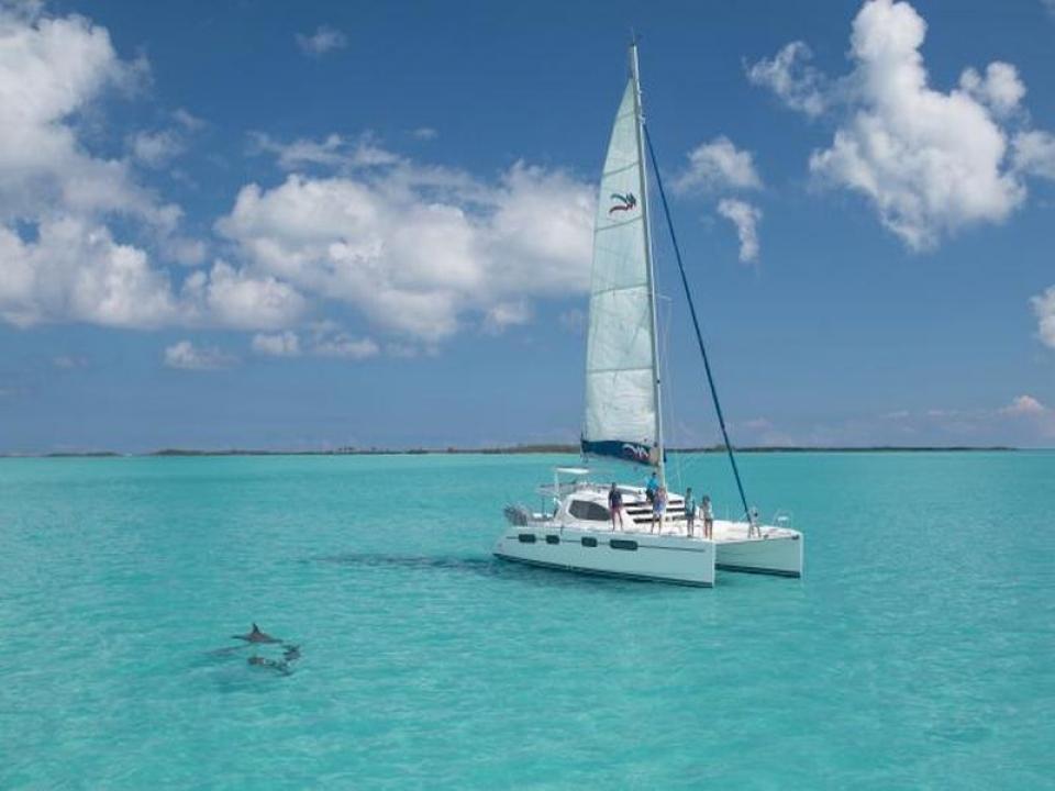 Crociera in Catamarano Oceano Atlantico e le Isole Bahamas
