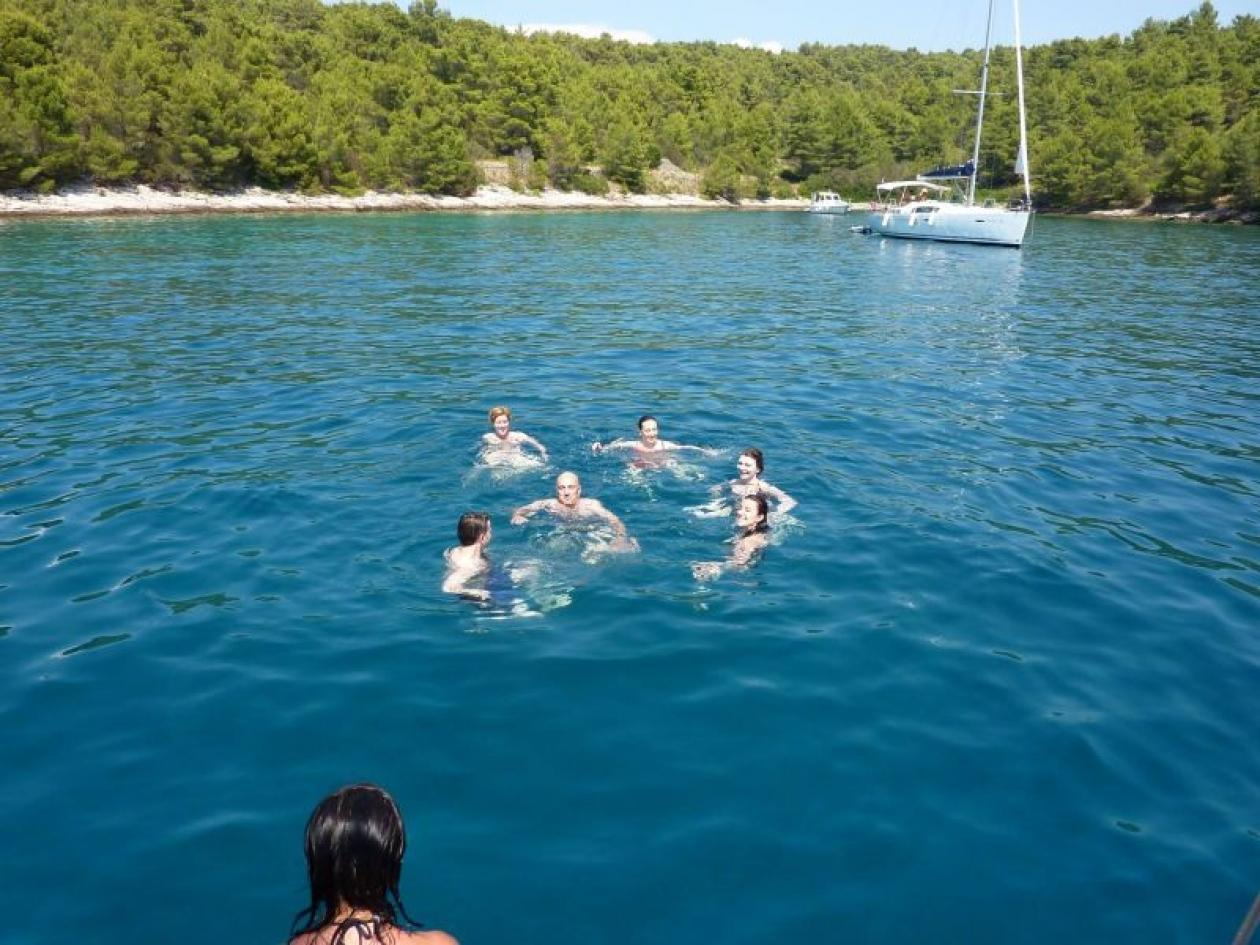 Weekend imbarco da Trieste