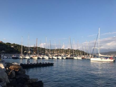 Gita turistica barca Liguria