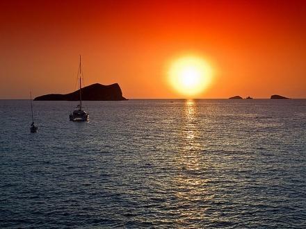 Vacanze barca vela Ibiza