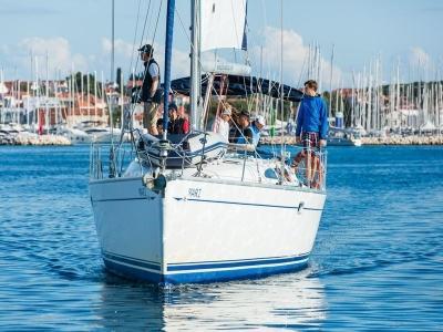 Giornata in barca a vela da Trieste