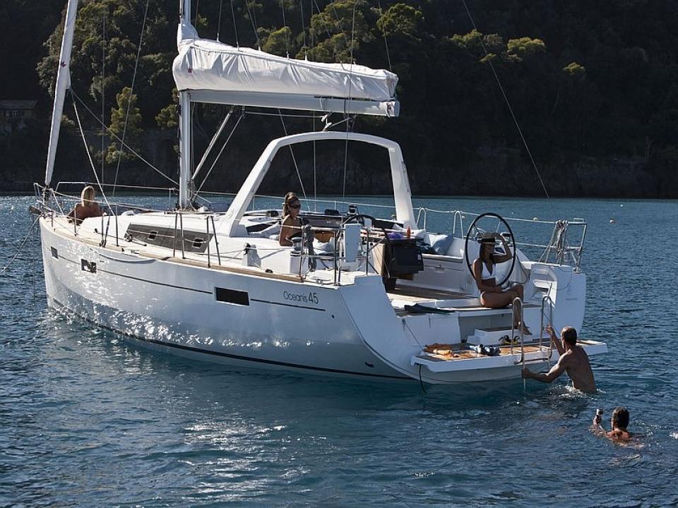 Vacanza in barca a vela San Vito Lo Capo