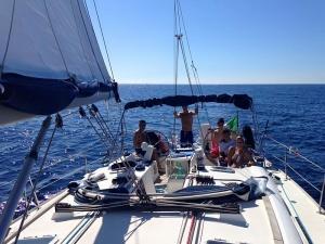 Crociere didattiche in barca Lerici