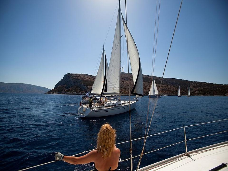 Weekend in barca a vela per single