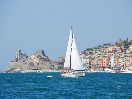 Uscite giornaliere in barca Liguria
