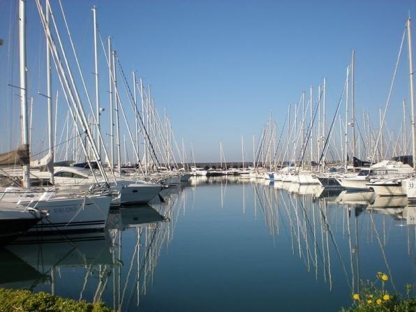Escursione in barca a vela da Civitavecchia