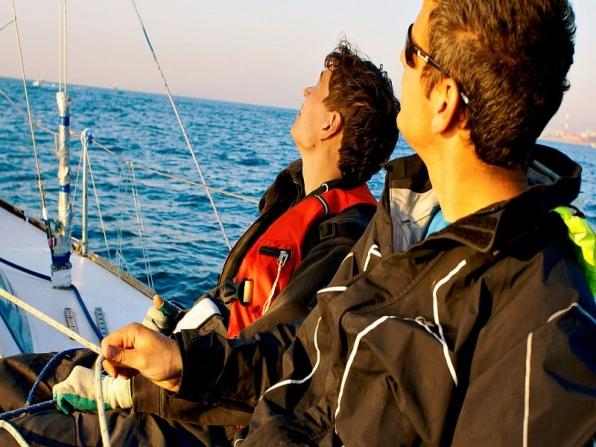 Crociera didattica in barca lago di Iseo