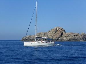 Noleggio barca a vela con skipper in Corsica