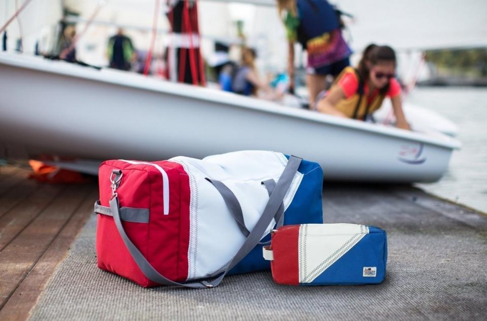La valigia per la vacanza in barca a vela