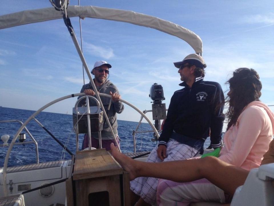 Sicilia in barca a vela Egadi e Eolie